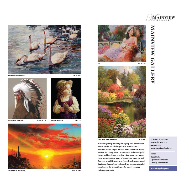 Mainview Gallery Scottsdale